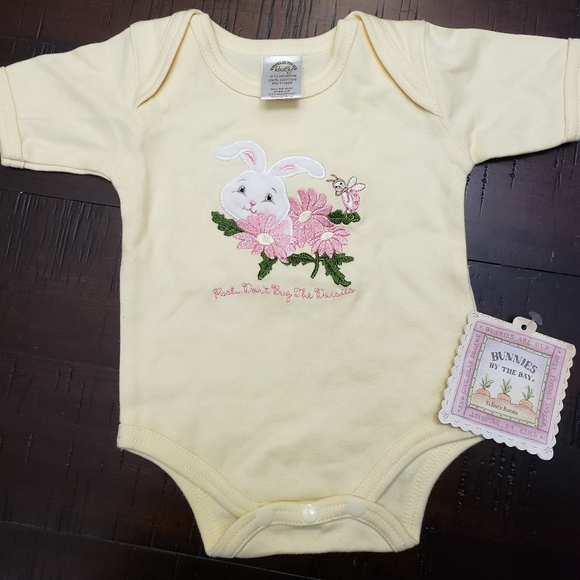 NEW Bunnies by the Bay Onesie